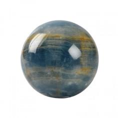 Massage Kugel Aragonit blau 4cm