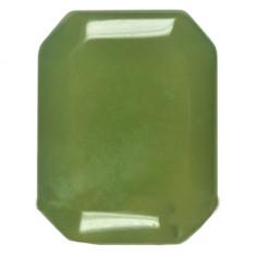 Auflagestein - Flatstone Serpentin China Jade