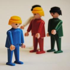 Aufstellfiguren Playmobil