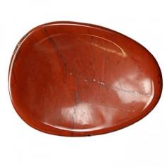 Daumenstein Jaspis rot