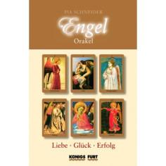 Engel Orakel Set Liebe - Glück - Erfolg