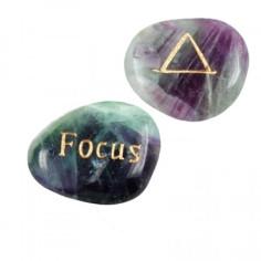 Focus Fluorit-Handschmeichler
