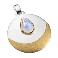 INTUITION - Goldmond Symbolschmuck Anhänger