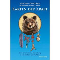 Karten der Kraft - Die Medizin der Tiere - Jamie Sams, David Carson