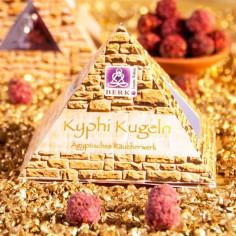 Kyphi -Das Räucherwerk der Pharaonen
