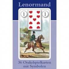 Lenormandkarten Dondorf mit Kartenabbildungen