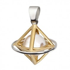 LICHTDOM Doppelpyramide - Anhänger