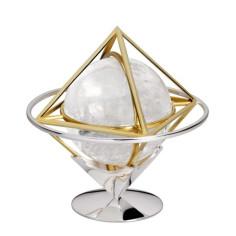 LICHTDOM Meditationsobjekt - Doppelpyramide