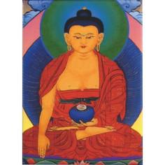 Magnetkarte Buddha