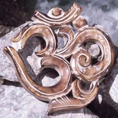 OM Wandsymbol