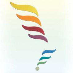 Rainbow Wings 85 cm