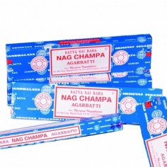 Sai Baba Nag Champa Räucherstäbchen 40 g