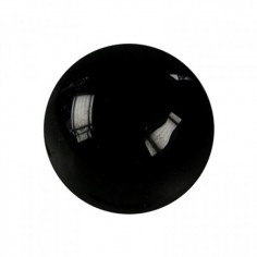 Massage Kugel schwarzer Turmalin 4cm