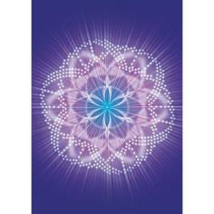 Schwingungsbild Kosmischer Kornkreis