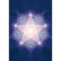Schwingungsbild Pentagramm