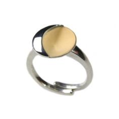 Sonne und Mond Symbolschmuck Ring