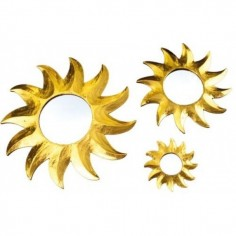 Sonnenspiegel Flammensonne 30 cm