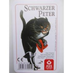 Spiel Karten Der schwarze Peter - Orignal