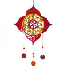 Spiritcatcher Lotus Blume des Lebens