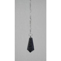 Stabpendel Sechskant 303 Lapis Lazuli