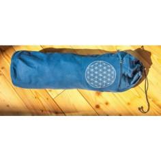 Yogataschen blau