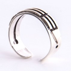 Atlantis Ring silber