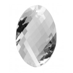 Mandel Twist-Matrix bleifrei 45mm Regenbogenkristall
