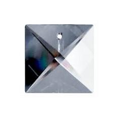 Pyramide bleifrei 22 x 22 mm Swarovski