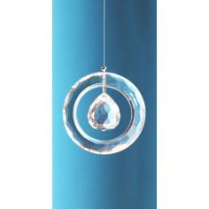 Regenbogenkristall Spehre 50mm Glaskristall