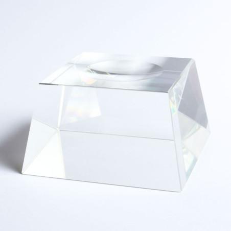 Glas konisch Kristallkugelhalter