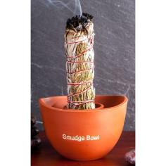 Smudge Bowl terracotta