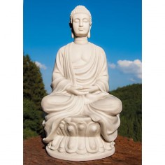 Amithaba 46 cm Buddha Kunstharz
