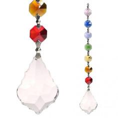 Harmony Feng-Shui Chakra Kristall-Kette