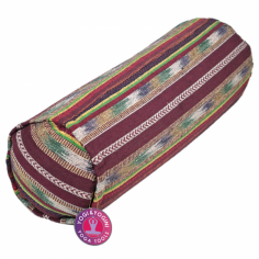 Yoga Bolster rund Tribal