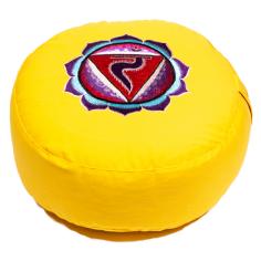 Meditationskissen 3. Chakra Manipuri