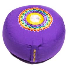 Meditationskissen 7. Chakra Sahasrara