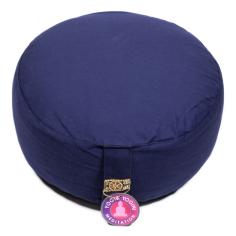 Meditationskissen indigo
