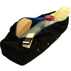 Tasche für Yogamatte schwarz