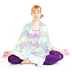 Yoga-Meditationstuch