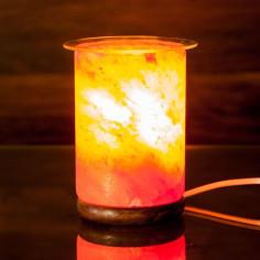 Salzkristall Duftlampe elektrisch