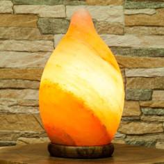 Salzkristall Lampe Tropfen