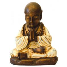 Shaolin Mönch betend