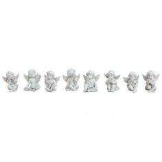 Engel mit Perle 4er Set