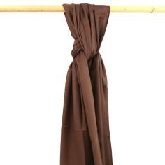 Schal braun