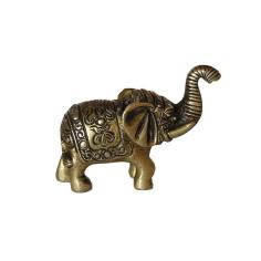 Baby Elefant 5,5cm Messing