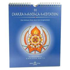 Chakra-Mandala-Merditationsfibel