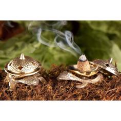 Kegelhalter Frosch