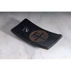 Frieden mit japanischen Schriftzeichen Keramikhalter