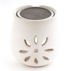 Blume Keramik 8cm Siebgefäss