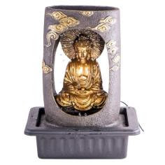 Buddha Zimmer Brunnen gross